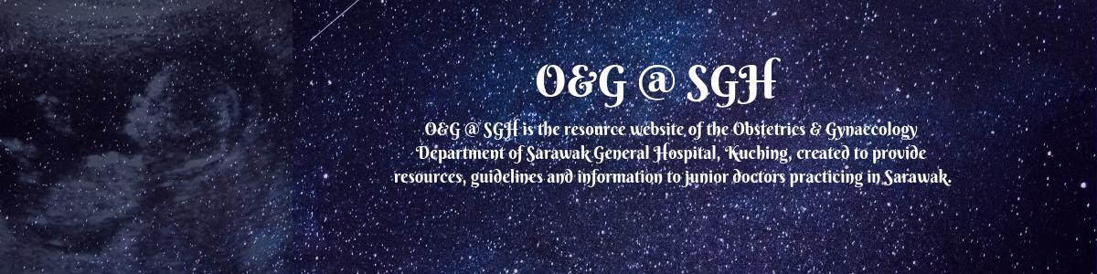 O&G @ SGH
